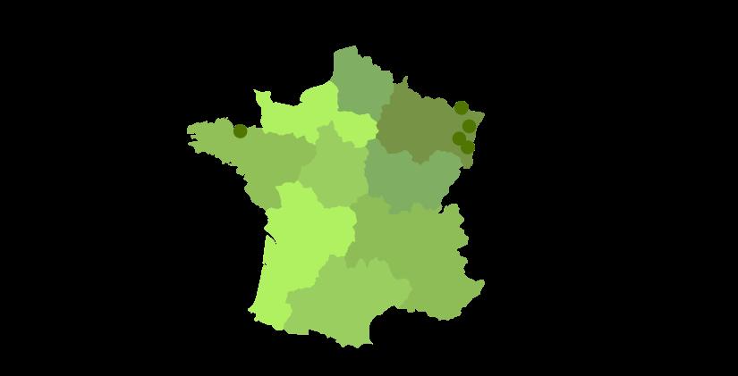 carte france habitats inclusifs accueil