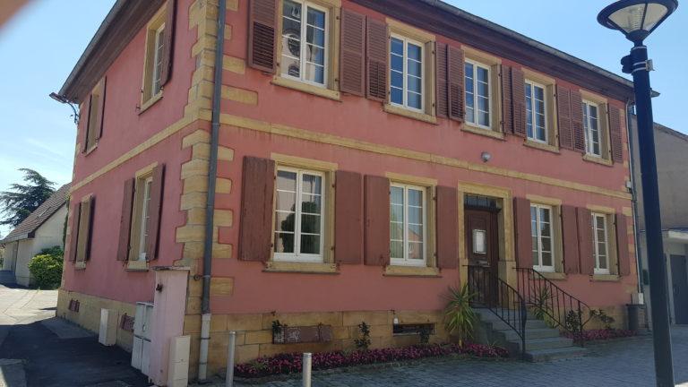 Photo du projet de Bantzenheim