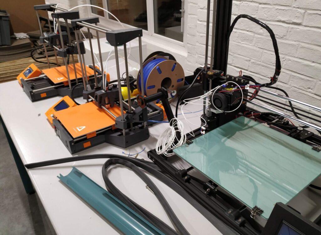 fablab labhidouille imprimante 3d