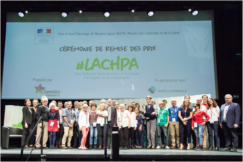 photo de la cérémonie LACHPA