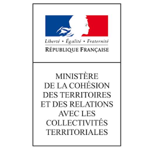 Logo ministère des la cohésion des territoires